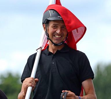 Markus ist als Reiter des Jahres 2013 nominiert!