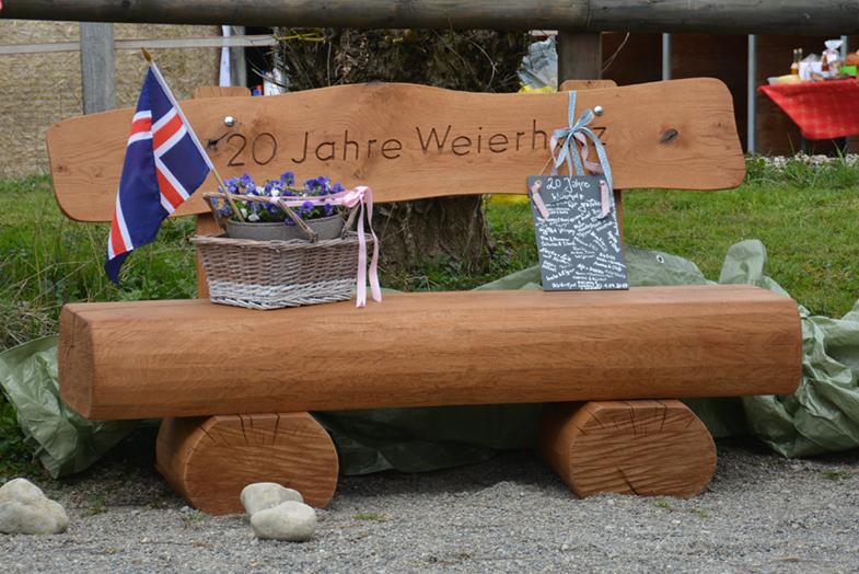 Jubiläumsfest Weierholz 2017