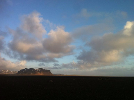 Grüsse aus Island!