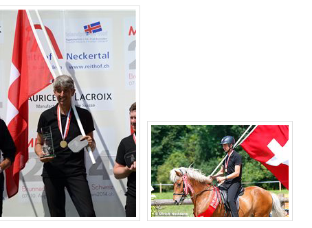 Markus ist zum Reiter des Jahres 2014 nominiert!