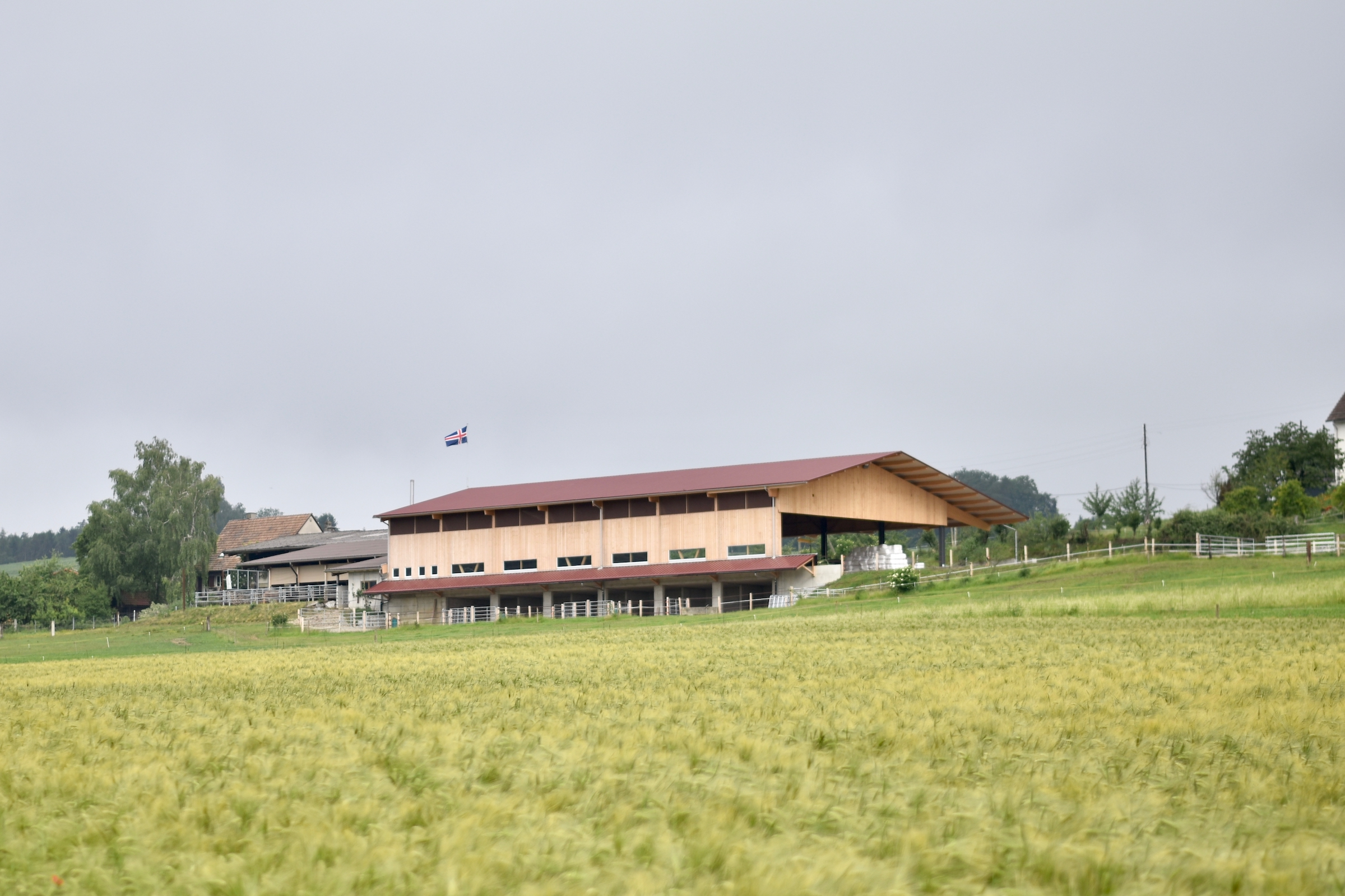 Unser Hof | Neubau Weierholz 2017