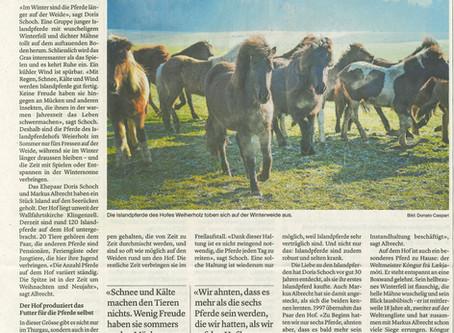 Ein Bericht von der Thurgauer Zeitung.