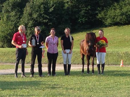 Schweizermeisterschaft bei Bruthitze! Markus im Team für die Weltmeisterschaft!
