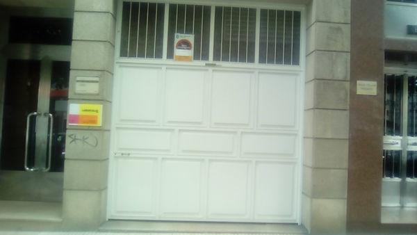 Puertas Automáticas garaje Baleato Coruña