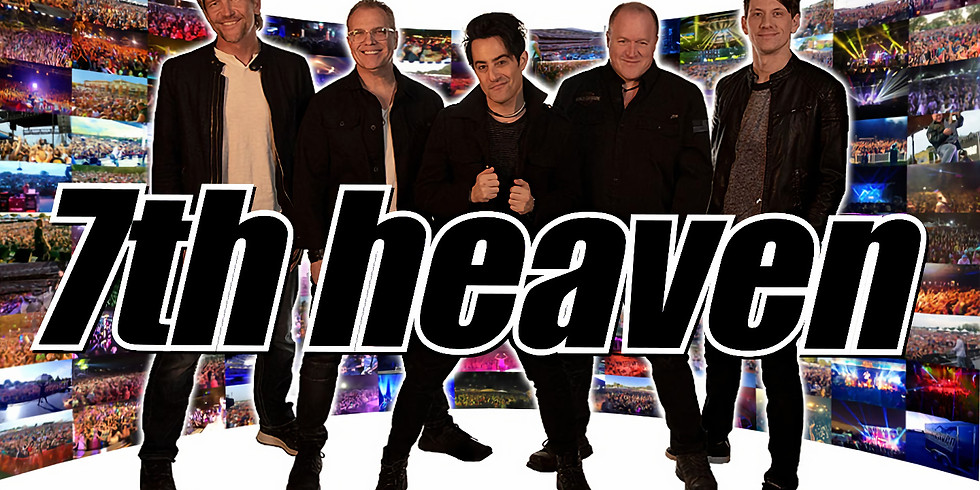 Food Truck Fest at the McHenry County Fair featuring 7th Heaven
