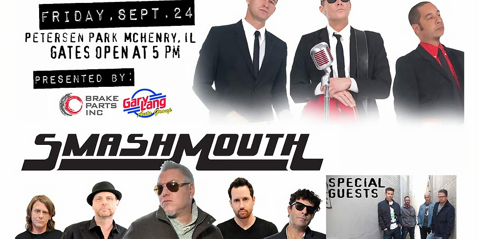 Rock the Lake featuring Sugar Ray and SmashMouth