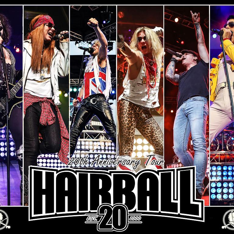 McHenry Fiesta Days-Hairball