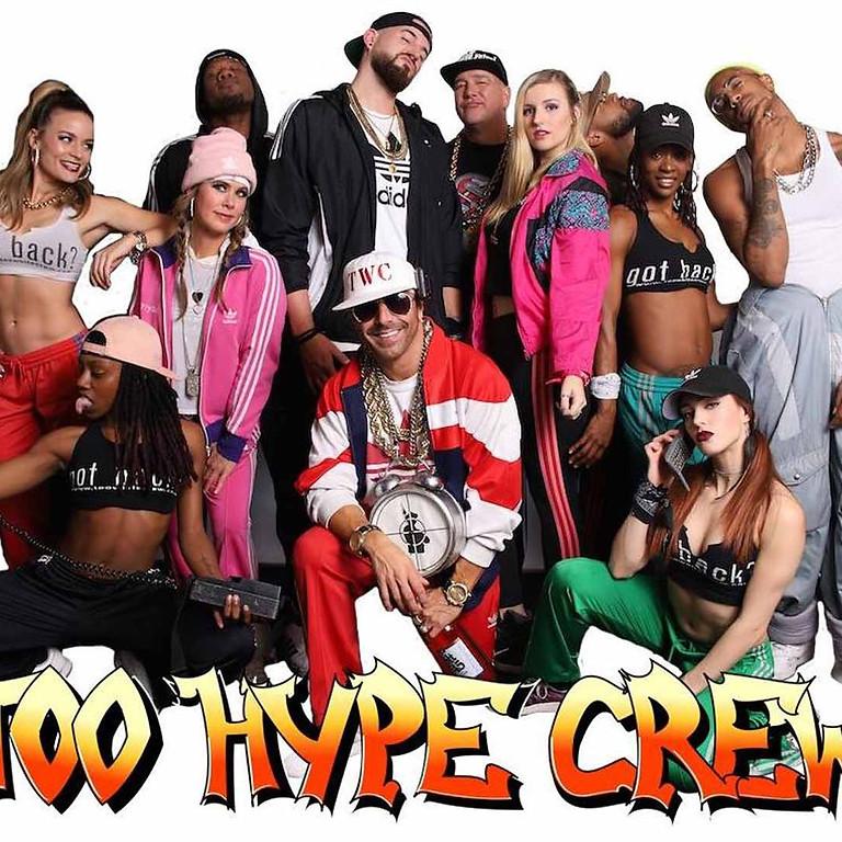 RockStock presents Too Hype Crew