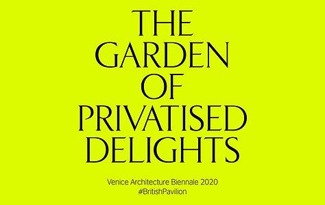 British Pavilion asks how to make public space more inclusive