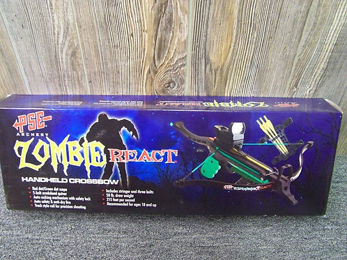 Zombie React HandHeld Crossbow