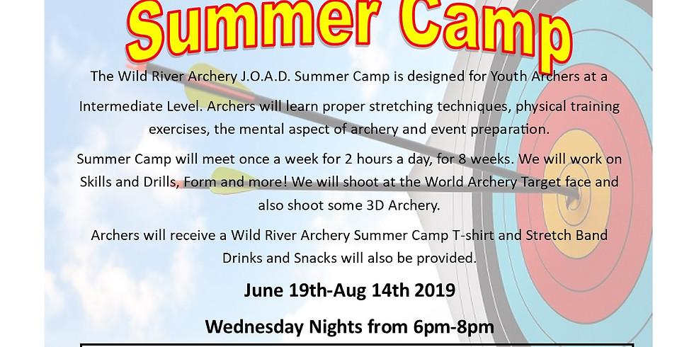2019 JOAD Summer Camp