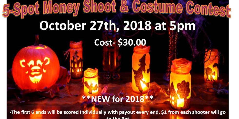 Halloween 5-Spot Shoot/Costume Contest