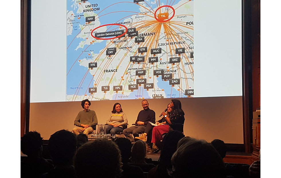Manijeh participates in the 2019 Frieze Art & Architecture Summit