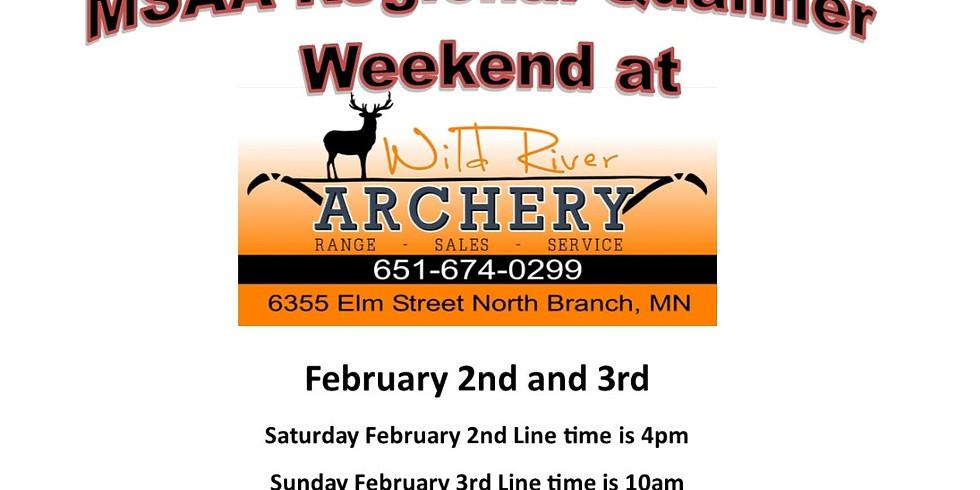 MSAA Regional Weekend- Feb 3rd 10am Line
