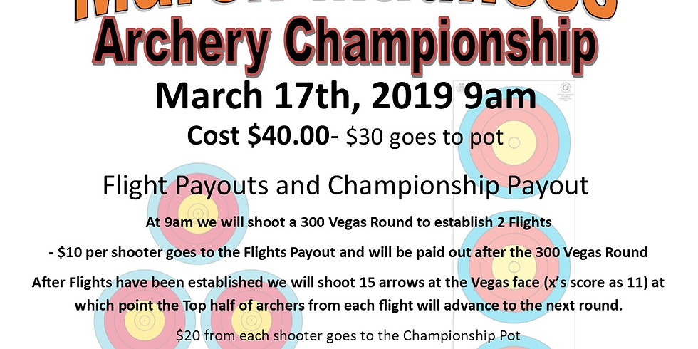 March Madness Archery Championship