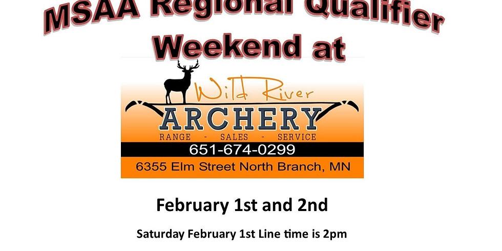 MSAA Indoor Regional Qualifier