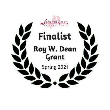 Wreath Roy W. Dean Grant Finalist Spring