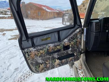 Jeep door pannel