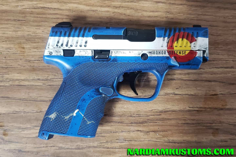 colorado pistol