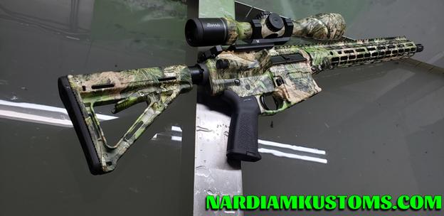 Mossy Oak AR10