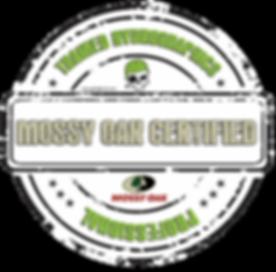 Mossy Oak Certified Train Professional B