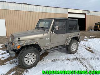 Mossy Jeep
