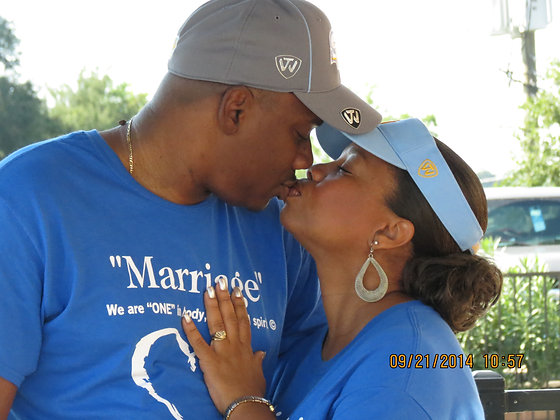 """""""Marriage"""" We are """"ONE"""" in body, soul, and spirit"""