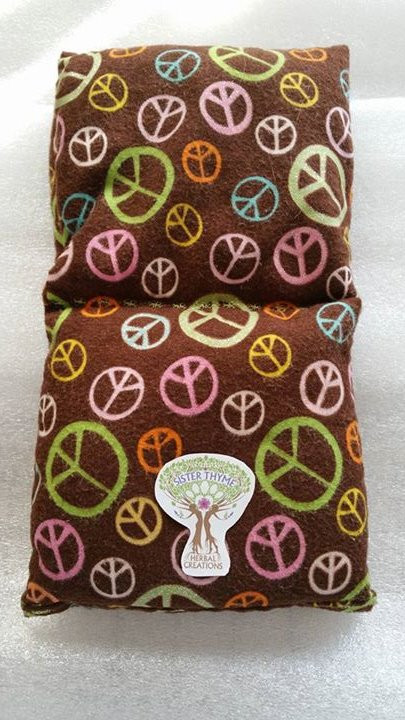 Neck wrap herbal