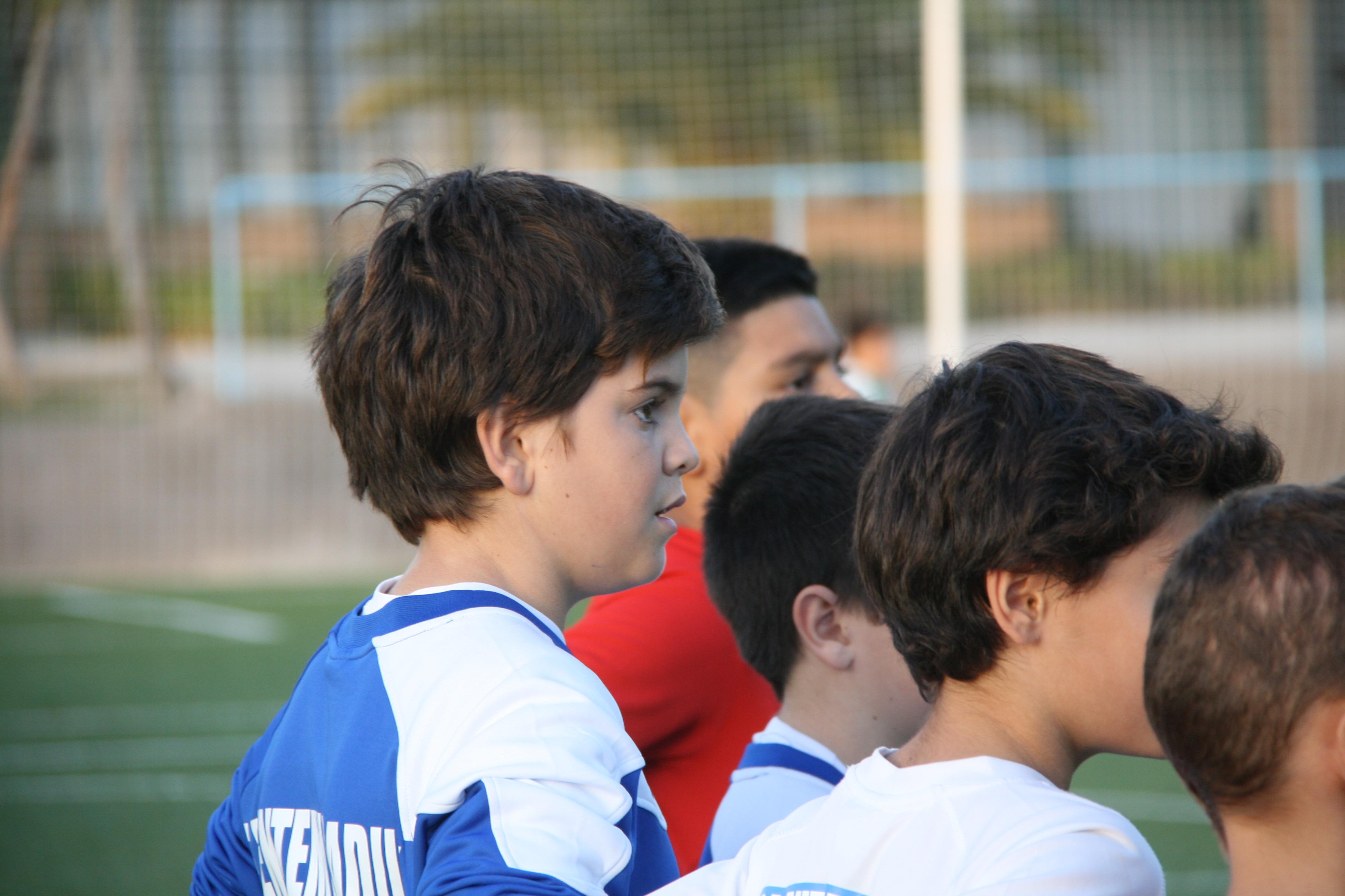 Escuela de futbol en boadilla