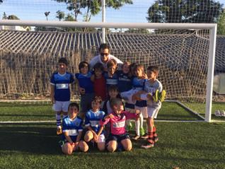 Escuela de futbol en Boadilla del Monte: Temporada 2019-2020