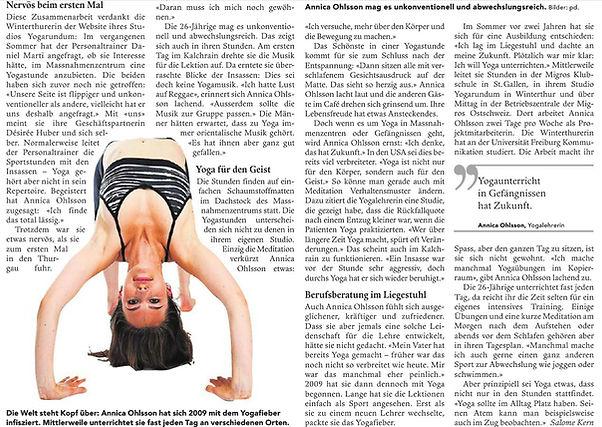 privatstunden yoga winterthur