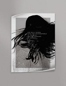 Atticus Fine Art Poster: Queen