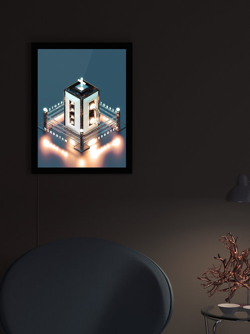 VERBOTEN   Lightbox