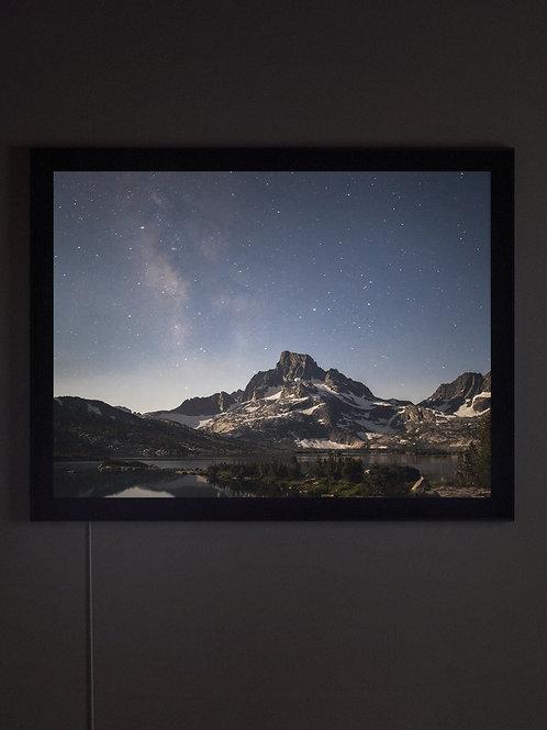 Eastern Sierra Night Sky | Lightbox