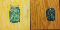 Love Jar & Cheers Jar