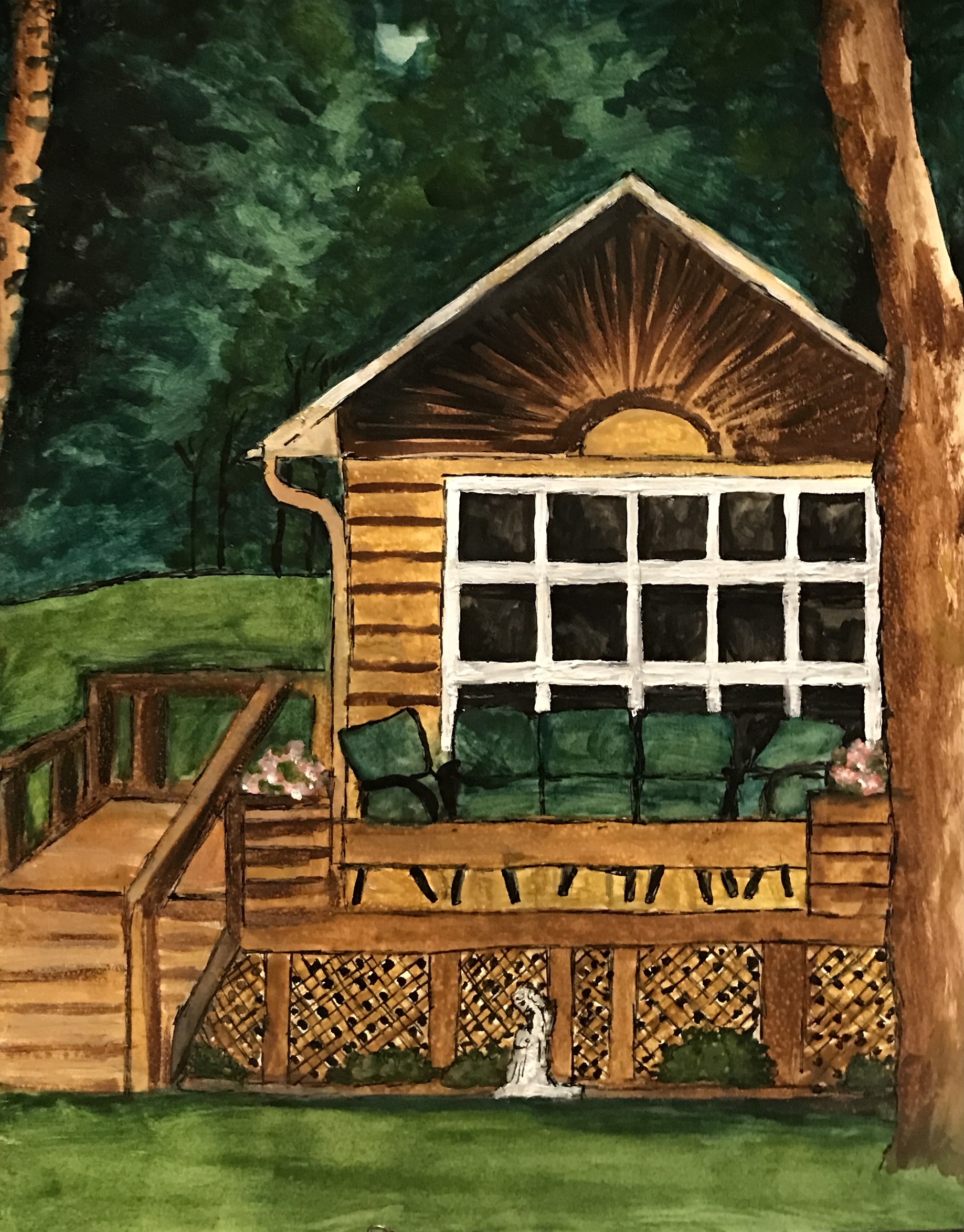 Cabin Commission