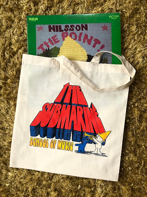The Point Style Tote Bag