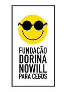 Logotipo da Fundação Dorina Nowill para Cegos.
