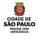 Logotipo da Secretaria de Pessoa com Deficiência da Cidade de São Paulo