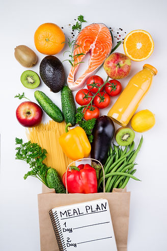 Healthy eating background. Healthy food