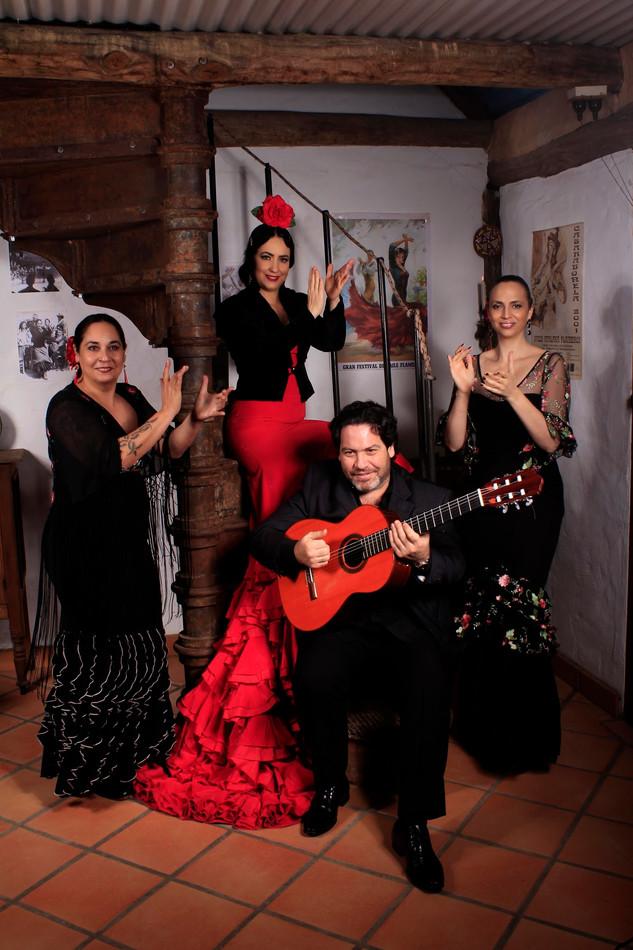 Tabanko Flamenco ensemble