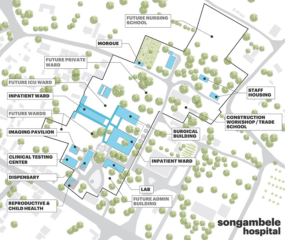 Songambele Hospital Master Plan