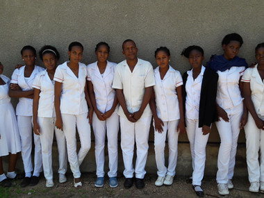 Nurses Arrive from Magu!