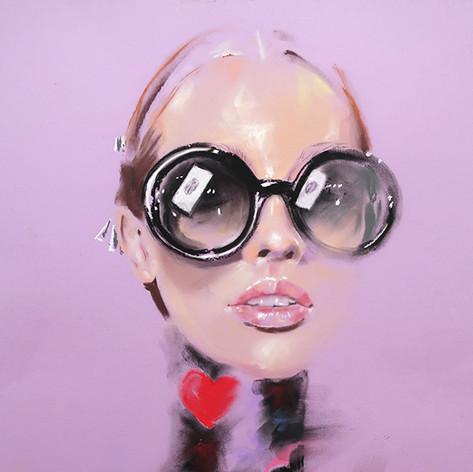 Glasses Bottega Veneta
