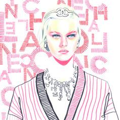 Chanel 2020 for GRAZIA INTERNATIONAL