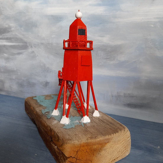 The Herd Groyne     Available by commission   Approx size 17cm(h)x25cm(w)12cm(d)
