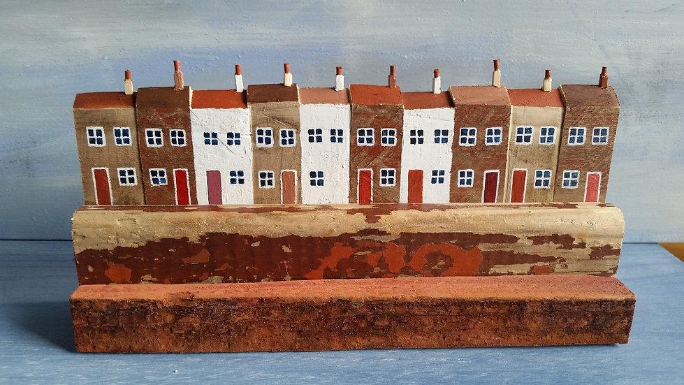 """Dockers Row"""