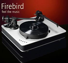 Dr. Feickert Analogue FIREBIRD Turntable