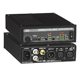 Mytek HIFI Stereo192 ADC