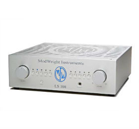ModWright Instruments LS 100 w/internal phono